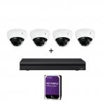 X-security XS-NVR2104-4KH - SET